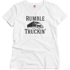Rumble Truckin' Misses Shirt