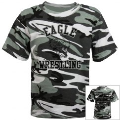 Pink camo wrestling