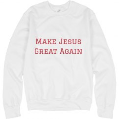 Make Jesus Great Again