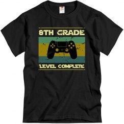 8TH GRADE LEVEL COMPLETE
