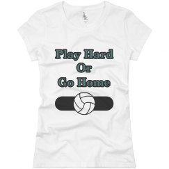 Juniors Volleyball Tee