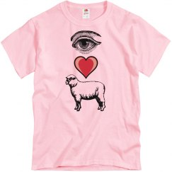 I love sheep