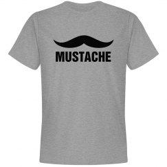 Milk Mustache Dad