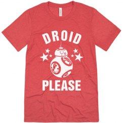 Gifts For Men BB-8 Shirt