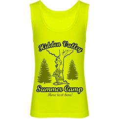 Custom Summer Camp Tanks