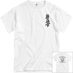 Traditional Shirt with Kanji and Logo