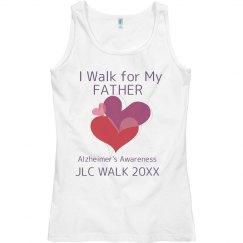 Alzheimer's Walk Tee