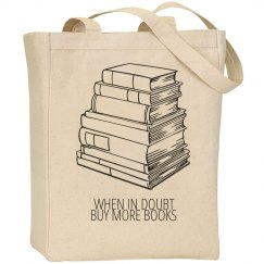 Buy more books