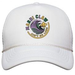Mardi Claw Trucker Hat