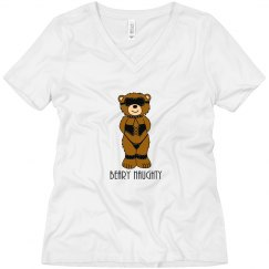 Beary Naughty Bear