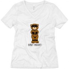Beary Naughty Bear