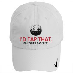 Golf Course Business Cap