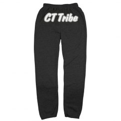 CT Tribe big/comfy sweats (Uconn Blue)