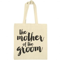 Groom Mother Script Bag