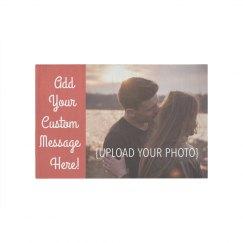 Custom Cute Couples Rug