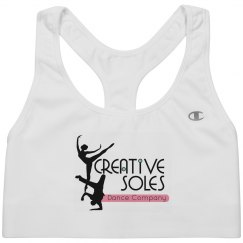 Ladies - CSDC Logo Sports Bra