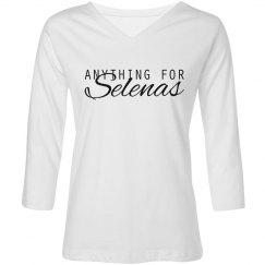 Anything for Selenas Cinco De Mayo Tshirt