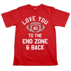 Love you to the end zone 2
