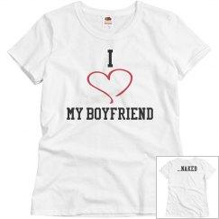 Boyfriend love