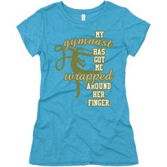 Rhythmic Gymnastics Mom Tee
