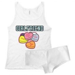 TheOutboundLiving Girlfriend PJ set