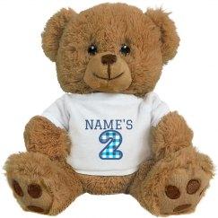Custom Name is Two Bear
