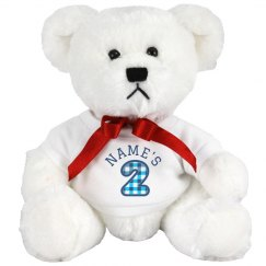 Custom Name is Two Bear