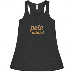 Pole Addict Tank Top