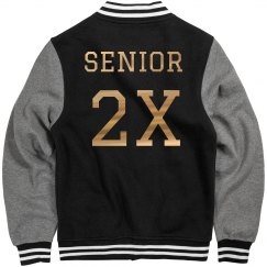 Metallic Senior Jacket 2018