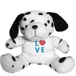 Love Plush Teddy Bear Gift