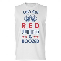 Red, White, & Boozed