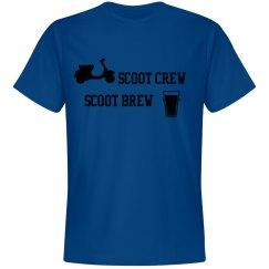 Scoot Brew, Scoot Crew, mens