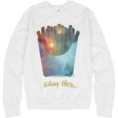 Galaxy Fries Sweatshirt