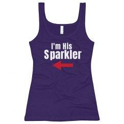 I'm His Sparkler