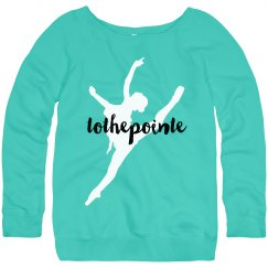 Scoop Sweatshirt - ladies