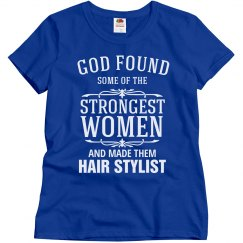 Strong Hair Stylist