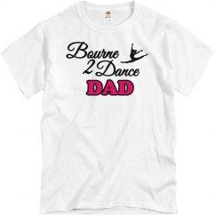 B2D Dance Dad Tee
