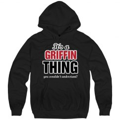 It's a Griffin thing