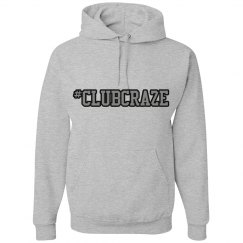 """Catch Me In The Club"" Full Length Hoodie"