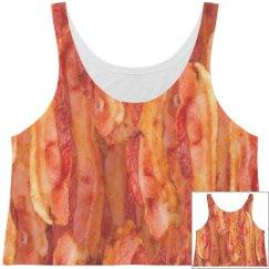 Bacon tank top.