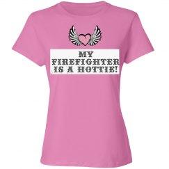 Firefighter Hottie T