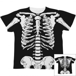 Youth Skeleton Costume