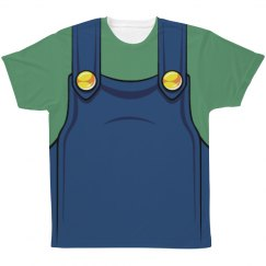 Green Plumber Costume