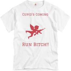 Cupid's Coming