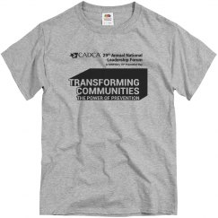 2019 National Leadership Forum T-Shirt Men-Grey