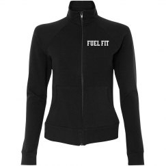 Ladies Slim Fit Fuel Fit Jacket