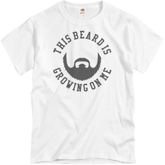 Dad Joke Father's Day Beard Gift