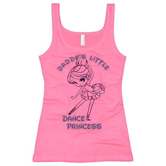 Daddy's Dance Princess