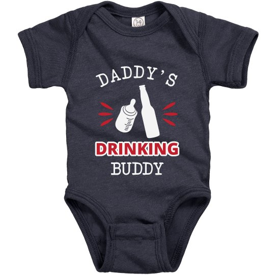 Daddy's Drink Buddy Outfit
