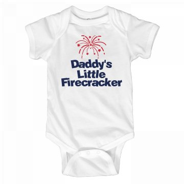 Daddy's Firecracker